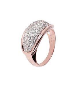 Bronzallure Ring Altissimia Shiny Pave