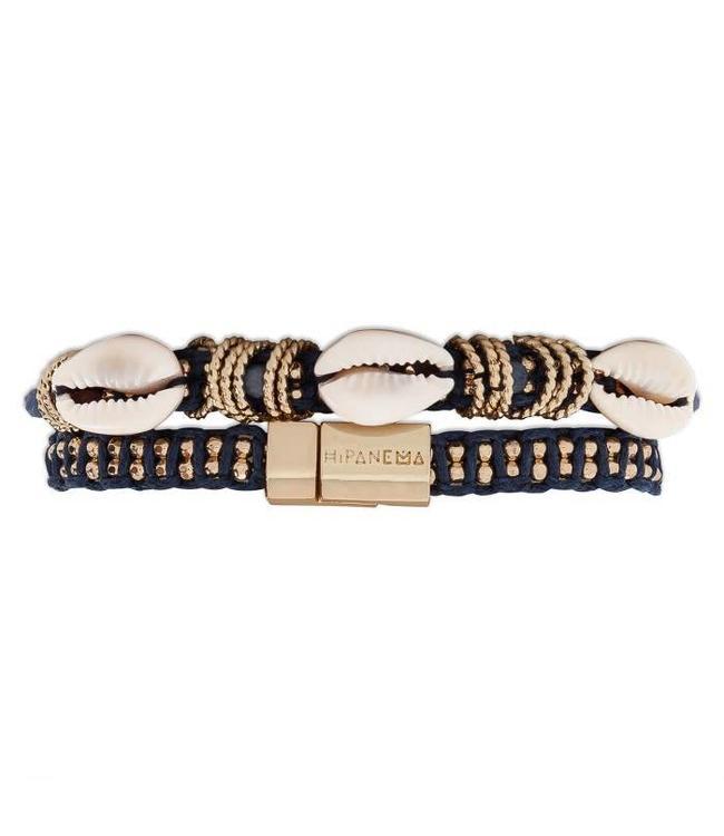 Hipanema Armband Ciloo Navy