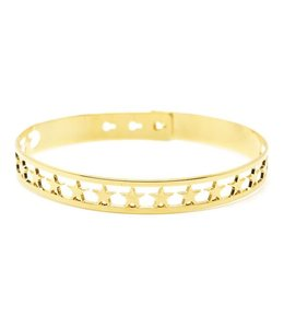 Armband 20 Stars Gold