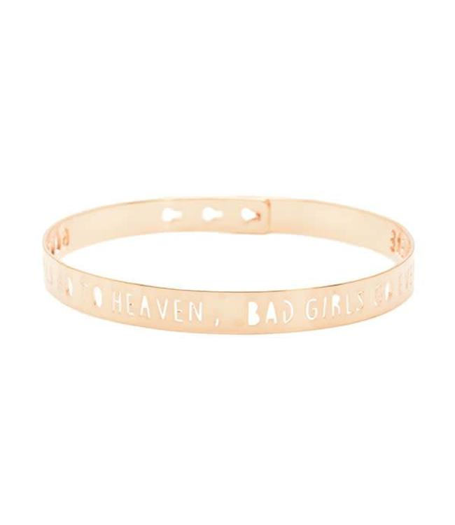 Armband Roxanne Pink Gold
