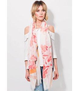 Pia Rossini Sjaal Carry Multicolor