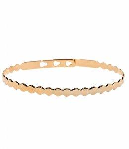 Armband Confetti Gold