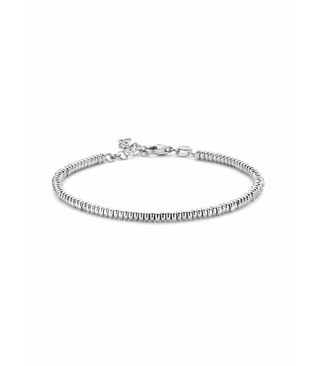 CASA Collection Armband SLICES ZILVER AB