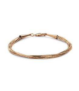CASA Collection Armband SPAGHETTI 10 ROSE AB