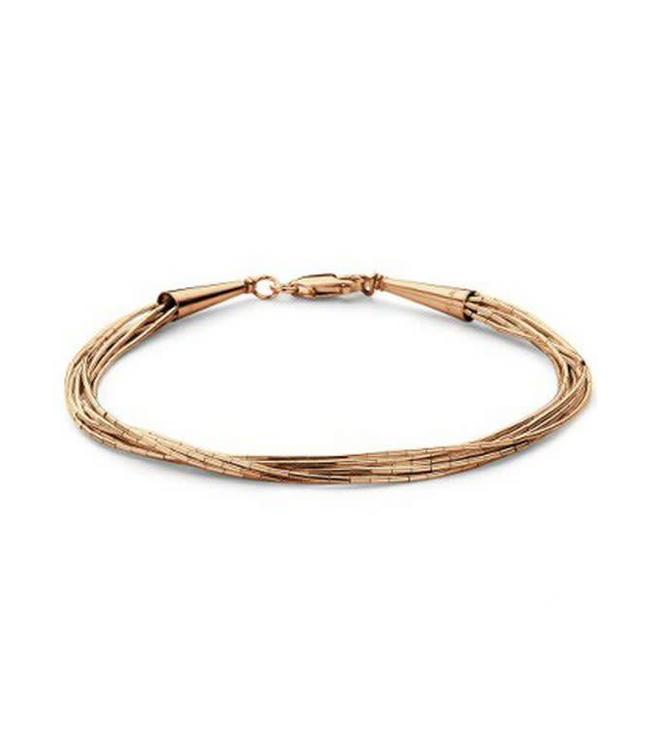 CASA Collection Armband SPAGHETTI 10 ROSE