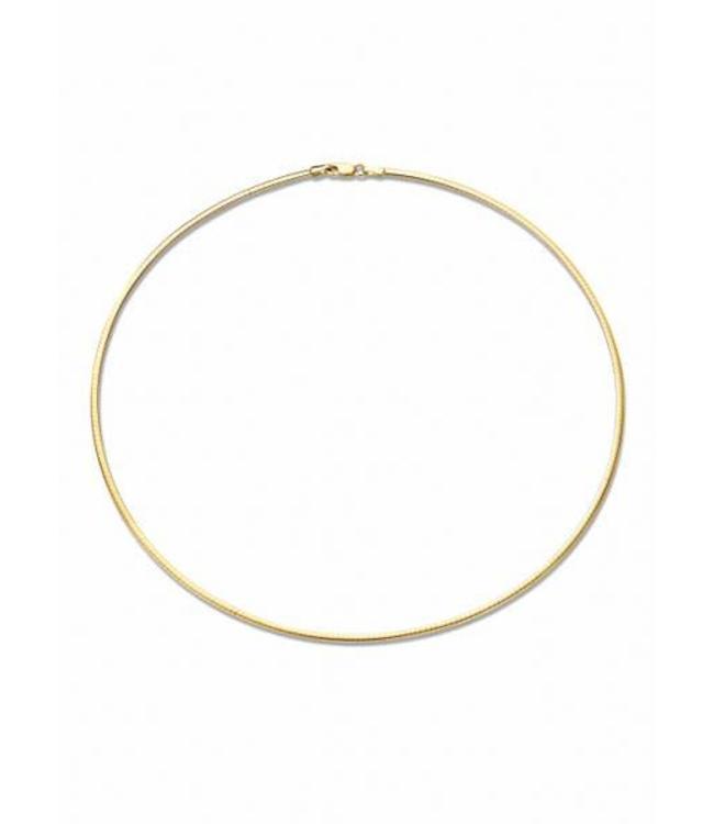 CASA Collection Halsketting Spiraal Goud