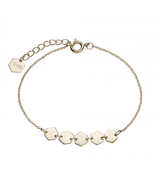 Cluse Armband Alice Goud