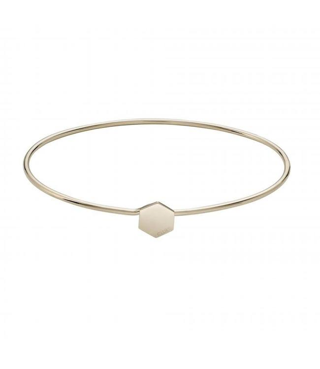 Cluse Armband Hexagon Gold