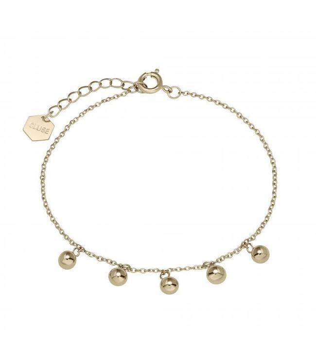 Cluse Armband Orbs Goud