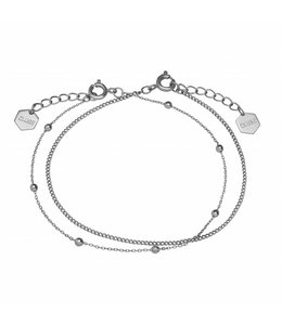 Cluse Armband Essential Set Silver