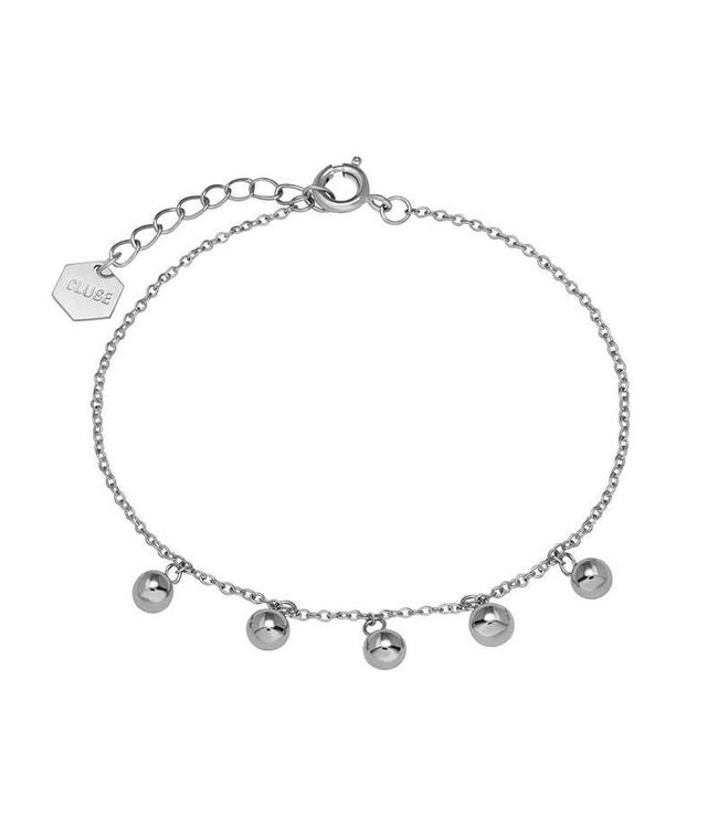 Cluse Armband Orbs Zilver