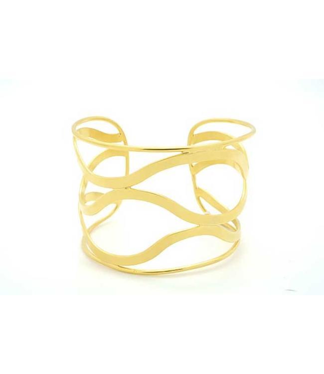 Armband Spinella Goud