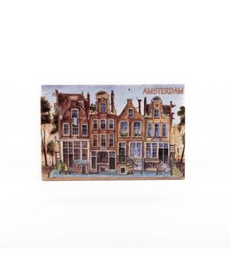 Siertegel 15 x 10 cm Volor Amsterdam