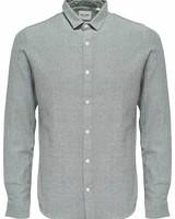 Only & Sons overhemd Onsr Nicholas Ls Mel Shirt - Thyme