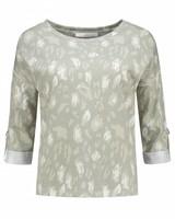 Aaiko Shirt - Sterra Co 201 - Groen
