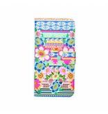 Accessorize Accessorize Aztec Floral book case (iPhone 6/S)