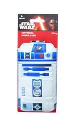 Star Wars R2-D2 telefoonhoesje (universeel)