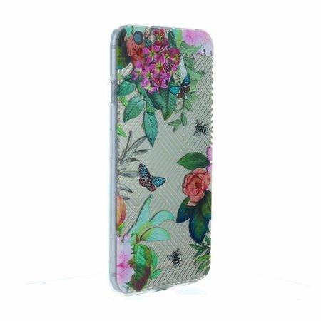 Accessorize Accessorize Botanical Bloom clear case (iPhone 6/7)