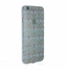 Accessorize Gold Butterfly - clear case (iPhone 6/7)