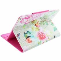 """Botanical Bloom - tablet case (7/8"""")"""