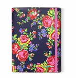 "Accessorize Accessorize Navy Rose tablet case (7/8"")"