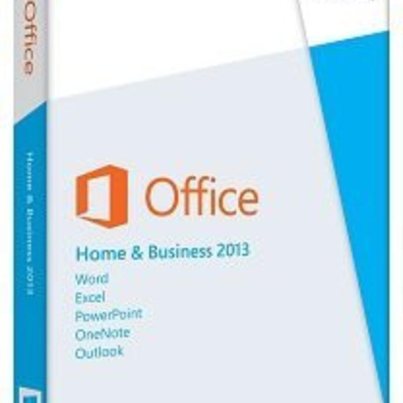 Microsoft Microsoft Office 2013 Home business