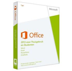 Microsoft Microsoft Office 2013 Home Student