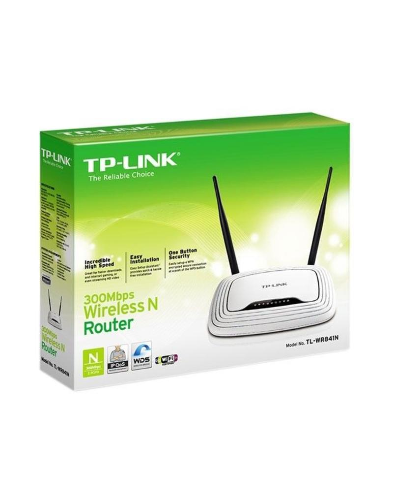 TP-Link TP-Link TL-WR841N 300 MB Wireless router wit