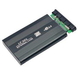 Solid Solid USB 2.0 externe 2.5 inch hdd behuizing (Harde schijf niet in begrepen)