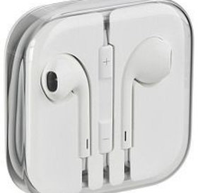 Apple Apple Earphone super bass oor speaker met aux aansluiting