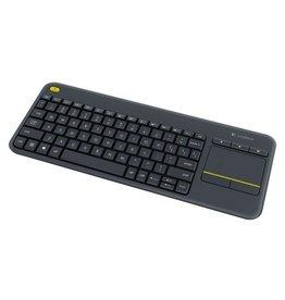Logitech Logitech K400 Plus TV Wireless keyboard met ingebouwde muis