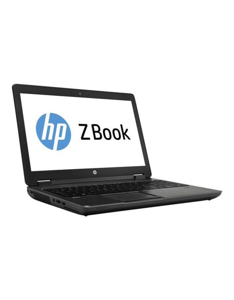HP HP | Zbook 15 G2 | 15,6 Inch | Core I7 | SSD | Full HD | Mat Display | IPS Display | Display poort | HDMI | USB 3.0 | Webcam |