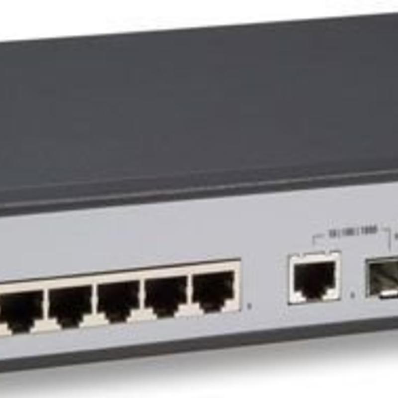 HP HP V1905-8-PoE - 8 poort PoE switch