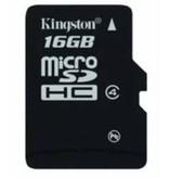 Kingston Kingston 16 GB Micro/SD card Class4