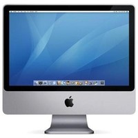Apple Apple   Imac A1224    20 Inch   Core2duo   Mini Display poort   Webcam   DVD speler en brander