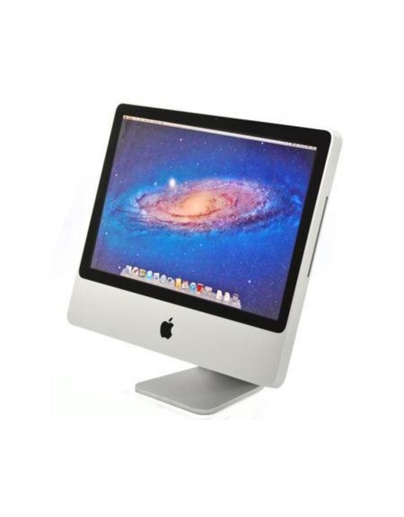 Apple Apple | Imac A1224 |  20 Inch | Core2duo | Mini Display poort | Webcam | DVD speler en brander