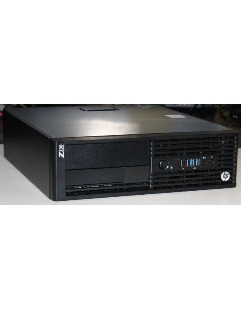 HP HP Z230 SFF Workstation Xeon E3 desktop pc