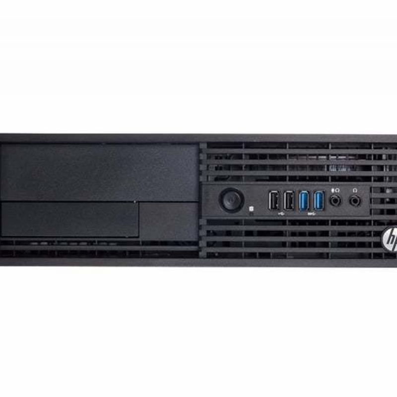 HP HP | Z230 Workstation | Core I7 | Nieuw | 8 GB RAM | SSD | Display poort | Kaartlezer | 10x USB | Comport