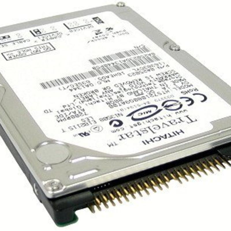 Siemens 40 GB IDE 2.5 HDD 5400 Rpm refurbished