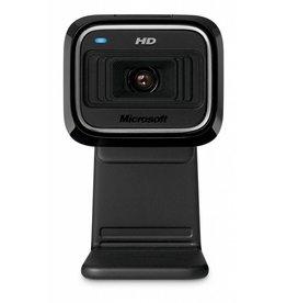 Microsoft Microsoft HD-5000 Life webcam USB met ingebouwde microphone