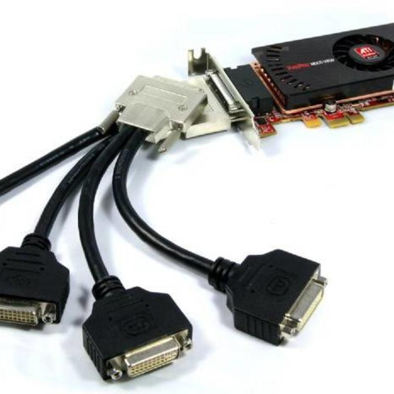 AMD ATI FirePro 2450 Workstation graphics accelerator