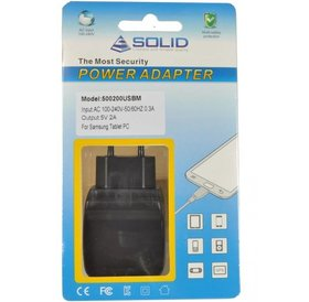Solid Solid Power USB adapter 5V 2A