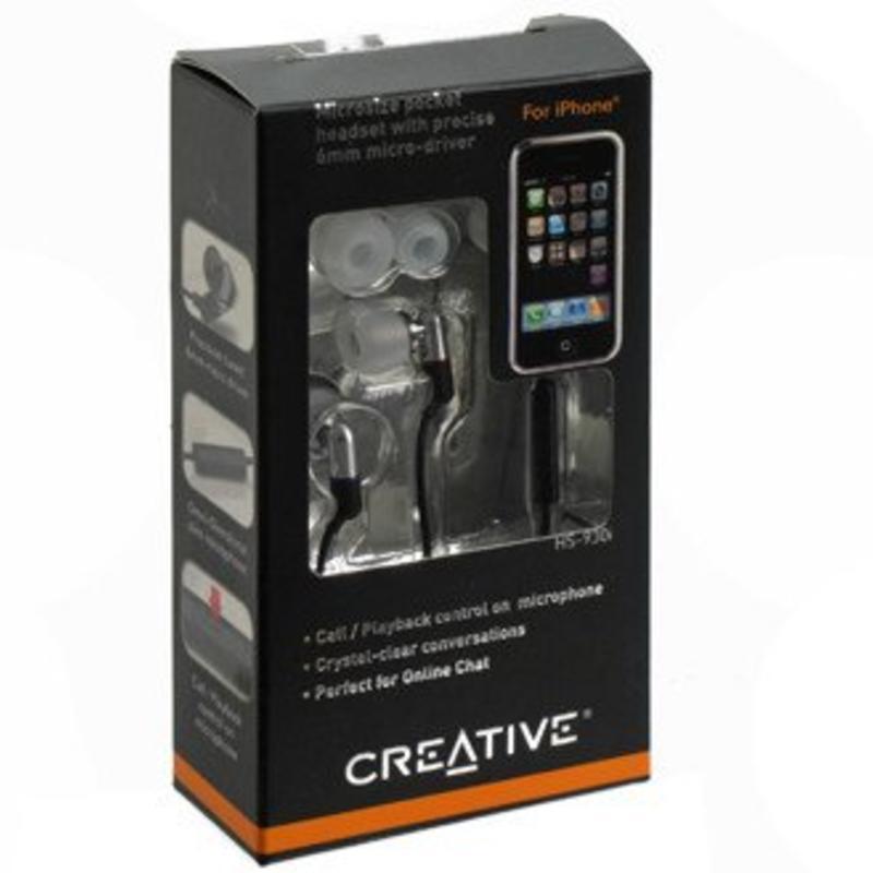 Creative Creative in ear speakerset HS-930i