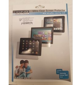 König König Ultra clear screenprotector Samsung Galaxy Tab2 10.1 inch