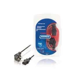 Bandridge Power kabel 90 watt 5.0 m