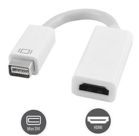 mini DVI to HDMI converter