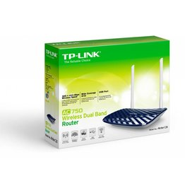 TP-Link TP-Link Archer C20 AC 750 Dual band wireless router