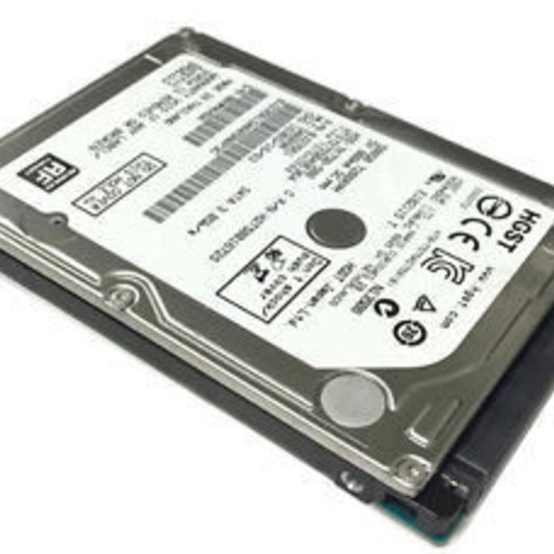 HARDE SCHIJF 2,5 INCH SATA 640GB