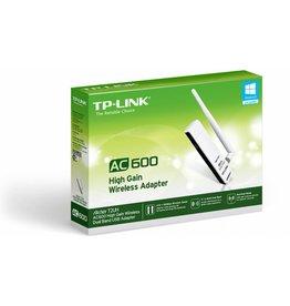 TP-Link TP-Link Archer T2UH 2.4 Ghz en 5 Ghz met antenne voor extra ontvangst