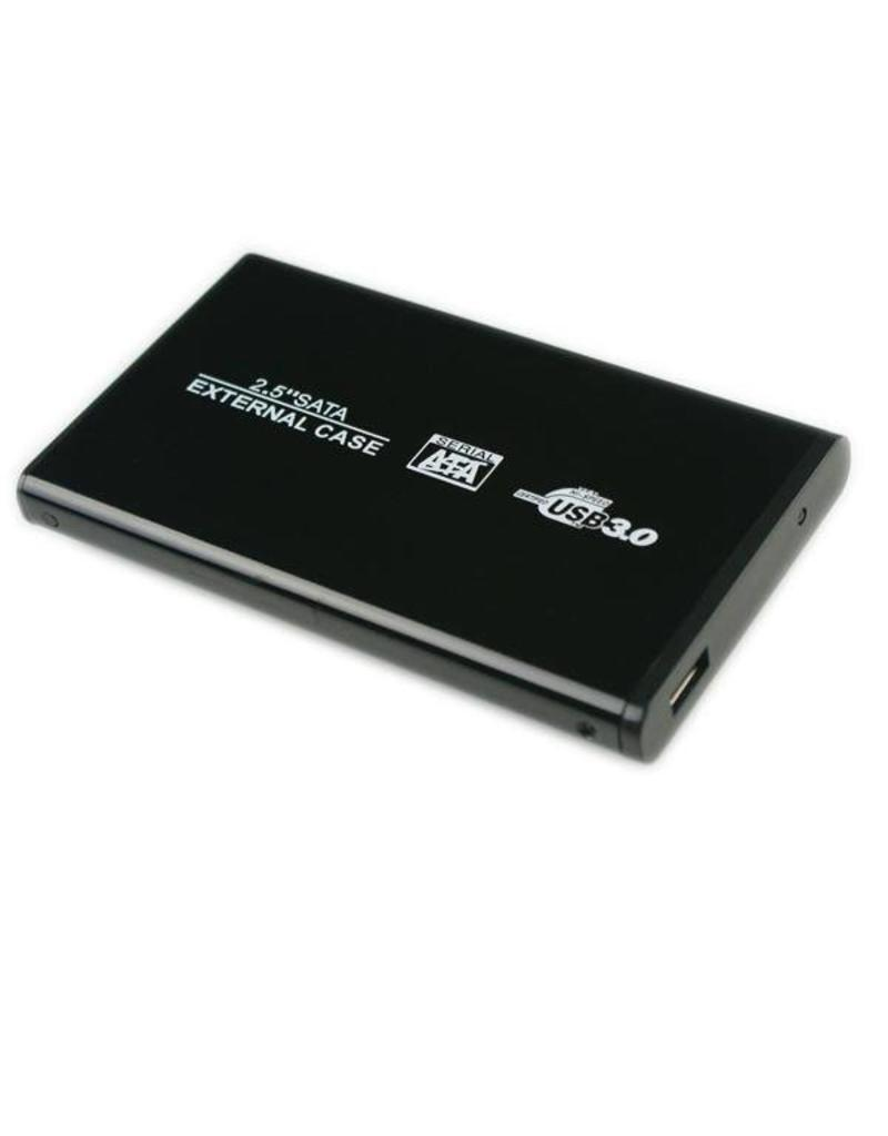 Maiwo externe 2.5 inch HDD behuizing USB 3.0 excl. HDD